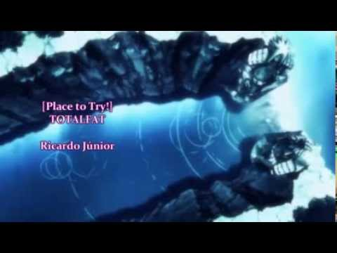 Place to Try - Naruto Shippuden Ending (BR)