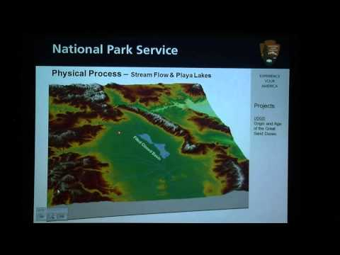 Understanding Hydrogeology @ Great Sand Dunes National Park