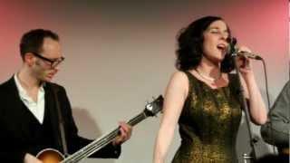Lisa Bassenge - Das hier wird für immer sein (Live am 14.02.2013 in Berlin)