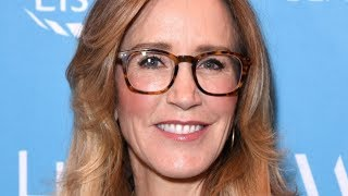 How Felicity Huffman Reacted To Her Prison Sentence