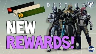 Destiny NEW Refer A Friend Feature! NEW EXOTIC & LEGENDARY ITEMS?