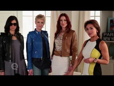 f451922b7 How to Wear a Cropped Jacket - YouTube