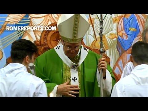 ĐGH thăm giáo xứ ở Roma: Đừng ngồi lê đôi mách, nhưng hãy nói thẳng trước mặt người ấy