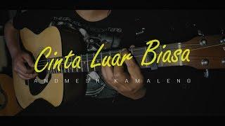 Cinta Luar Biasa - Andmesh Kamaleng (Cover) | Gitar Fingerstyle by The Superheru