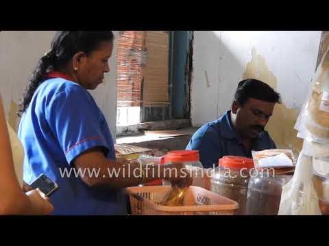 Spice Market In Kochi: Cinnamon, Star Anise, Mace, Nutmeg For Sale