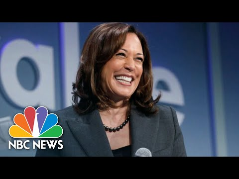 Know Your Value Conference: Senator Kamala Harris Nears Decision On 2020 Bid | NBC News