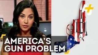 Gun Control: America's Got A Gun Problem