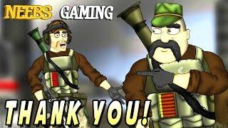 The Battlefield Friends Thank You! - Neebs Gaming - Battlefield 4 Gameplay