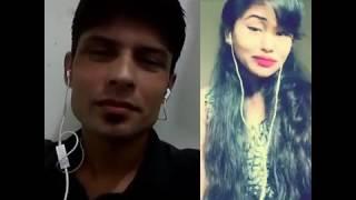 Aadhi khola urlera aayo... by Abhishek&Timir....