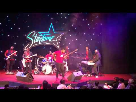 """Kirk Jay Performs """"Stay With Me"""""""