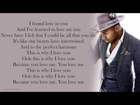 Major Why I Love You Lyrics Songs Youtube