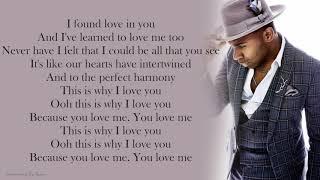 MAJOR - Why I Love You   Lyrics Songs
