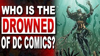 The Drowned: Batwoman of the Dark Multiverse! (Dark Nights Metal)