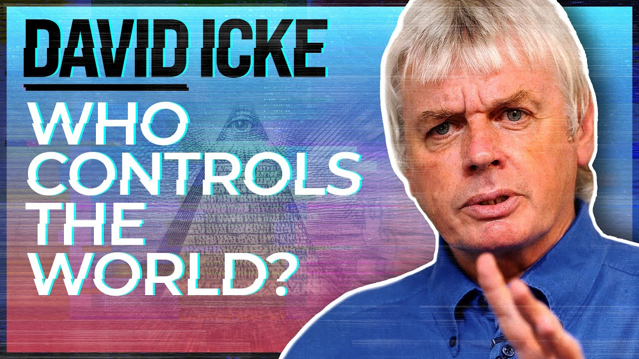 David Icke on Free Speech & Who controls the World