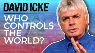 David Icke on Free Speech & Who controls the World