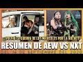 Resumen de AEW vs NXT del 16 de Septiembre del 2020: ¡¡La Guerra de los Miercoles Regreso por Fin!!
