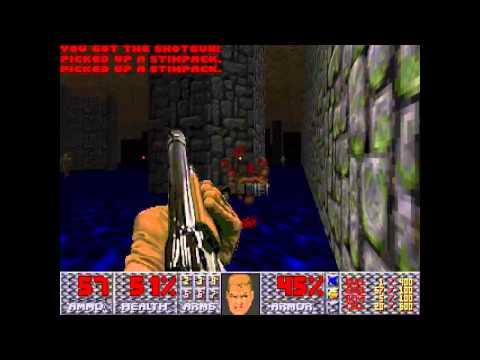Doom Wads: Odessa Series (Maps 1-3)