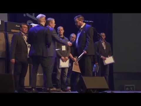 Laatuteko 2016 -finalistien ja ministeri Tiilikaisen haastattelut