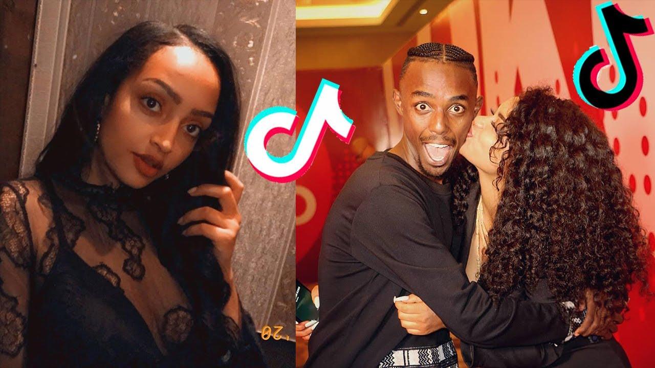 ሳቅ በሳቅ funny habesha part 4 ሀናን ቢቦይቶሚ ቲክቶክ ኢትዮጵያ tiktok Ethiopia የሳምንቱ አስቂኝ this week's humorous