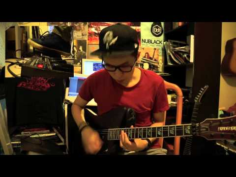 BIGBANG- Fantastic Baby ROCK GUITAR COVER