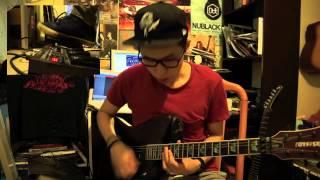 BIGBANG- Fantastic Baby ROCK GUITAR COVER