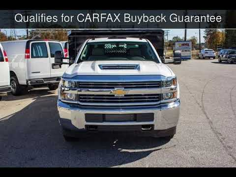2017 Chevrolet Silverado 3500HD Work Truck New Cars - Charlotte,NC - 2019-03-11