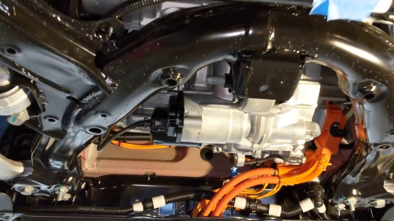 Tesla Model 3 First Look Under A Performance Awd P