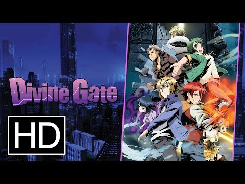 Divine Gate Complete Series - Official Trailer