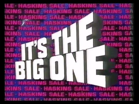 1980s UK Sales Adverts Compilation