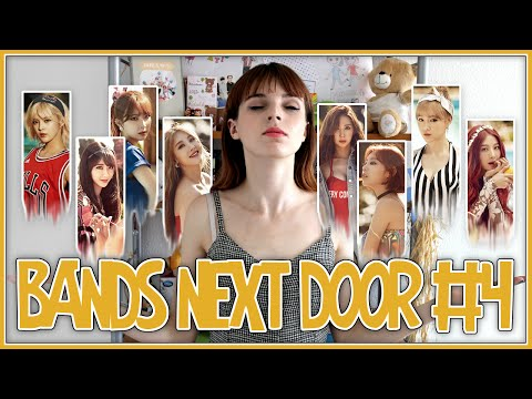 BANDS NEXT DOOR #4   NINE MUSES : Level up ?