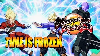 TIME IS FROZEN: Dragon Ball FighterZ - Ranked Matches