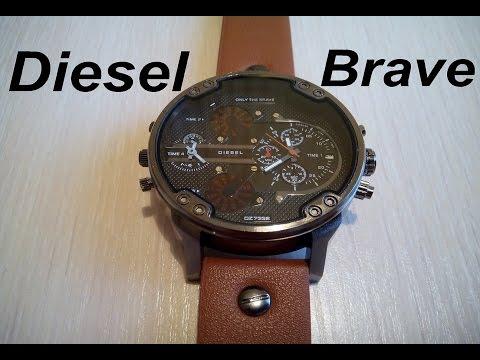 идеальный подарок часы diesel brave копия обзор войдите