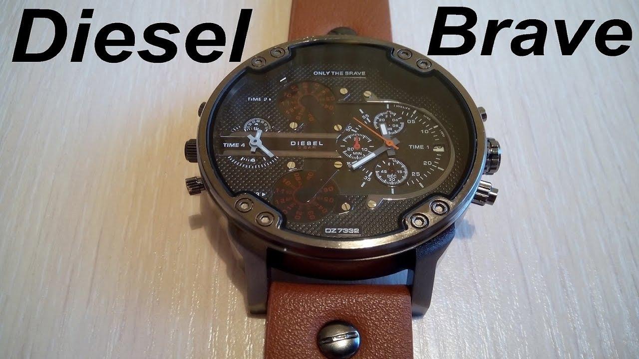 часы diesel brave копия обзор Primery