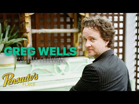 Producer / Musician / Mixer / Songwriter, Greg Wells – Pensado's Place #392