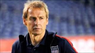 Jurgen Klinsmann Fired As USA Men Soccer Team Coach & I