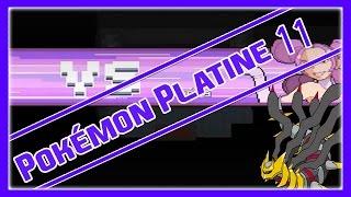POKEMON PLATINE #11 -
