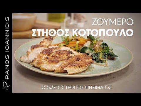 Master Class | Ζουμερό Στήθος κοτόπουλο, ο σωστός τρόπος ψησίματος!
