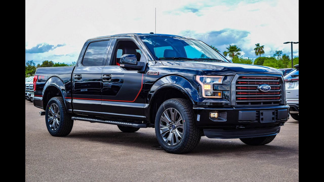 2016 ford f 150 sport special edition 4x4 walkaround youtube. Black Bedroom Furniture Sets. Home Design Ideas
