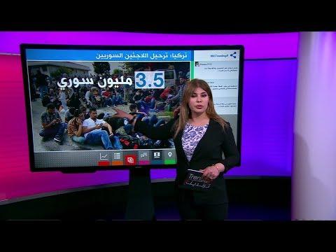 حملة أمنية تركية ضد اللاجئين السوريين  تثير الانتقادات  - نشر قبل 4 ساعة