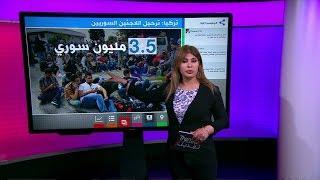 حملة أمنية تركية ضد اللاجئين السوريين  تثير الانتقادات