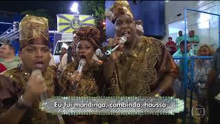 Vice CAMPEÃ Paraíso do TUIUTI Carnaval do Rio 2018