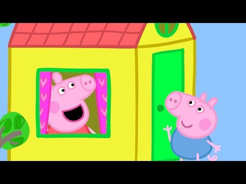 Peppa Pig in Hindi - The Tree House - हिंदी Kahaniya - Hindi Cartoons for Kids