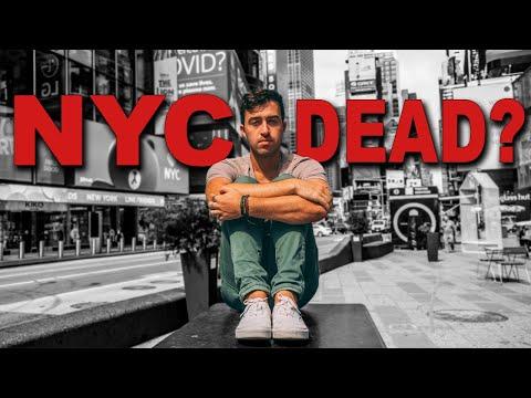 Is New York City Dead Forever ??