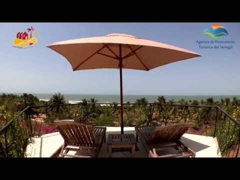 Les Alizés Beach Resort Senegal