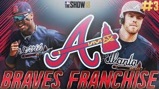 Rebuilding the Atlanta Braves | Atlanta Braves Franchise #3 | MLB The Show 18