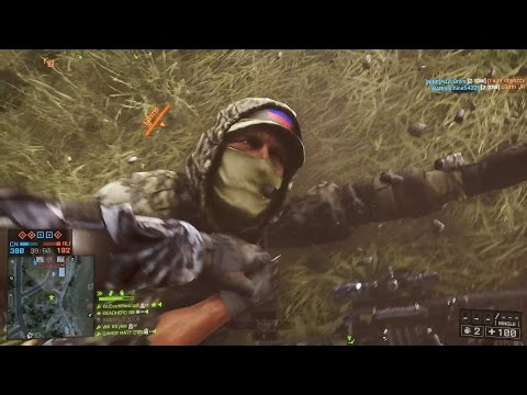 Battlefield 4 - BEST TEAMMATES EVER!