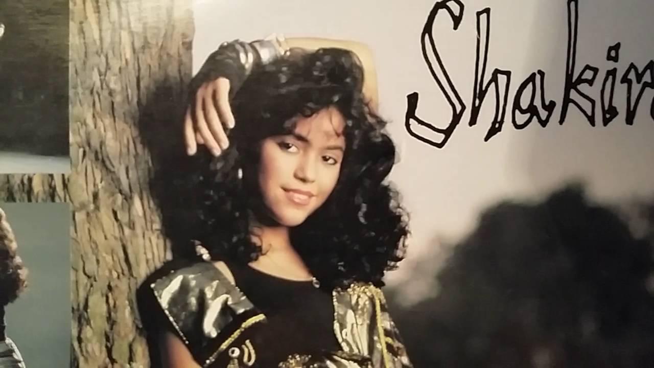 Magia Shakira Vinyl Lp 1991 Youtube