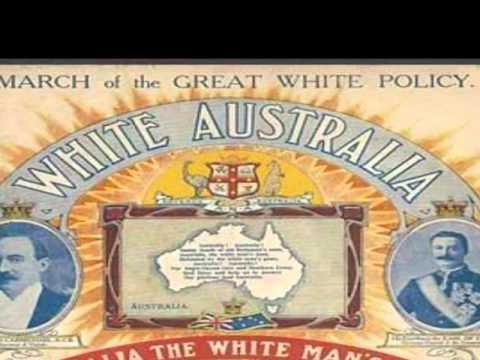 Vargas - White Australia Policy