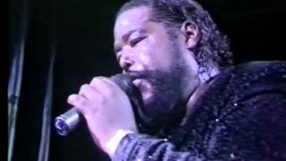 Barry White live in Birmingham 1988 - Part 9 - Can