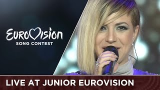 Poli Genova - If Love Was A Crime - LIVE at Junior Eurovision 2016